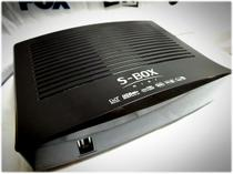 Receptor Digital ShowBox Mini S-Box  foto 1