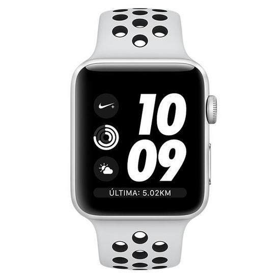 46d12c0453f Relógio Apple Watch Series 3 Nike 38MM no Paraguai - ComprasParaguai ...