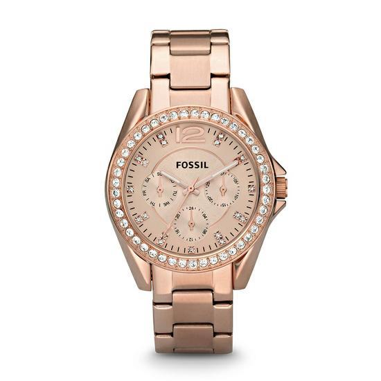 4900fc7413f Relógio Fossil ES2811 Feminino no Paraguai - ComprasParaguai.com.br