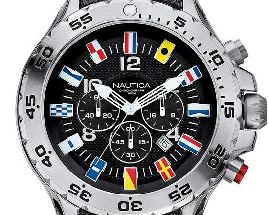 7388cc1ef85 Relógio Nautica A14630G Masculino no Paraguai - ComprasParaguai.com.br