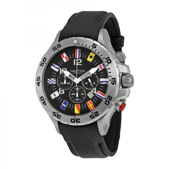 3eb3166bca8 Relógio Nautica A24520G Masculino no Paraguai - ComprasParaguai.com.br