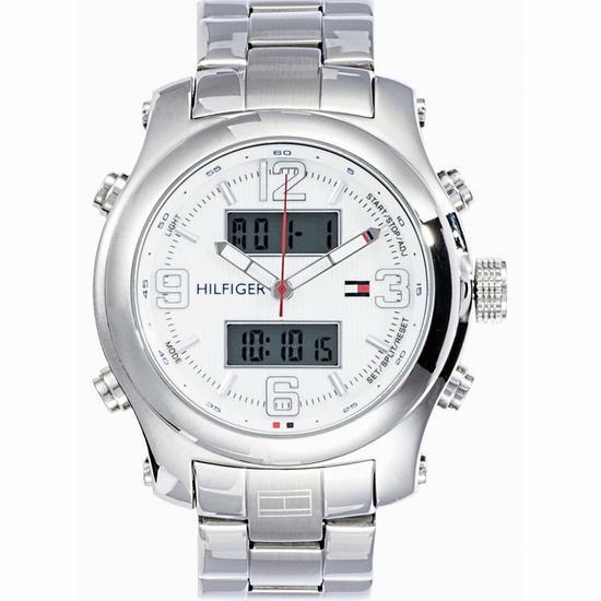 c87a42cae37 Relógio Tommy Hilfiger 1790948 M2 Masculino no Paraguai ...