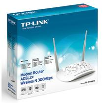 Roteador Wireless TP-Link TD-W8961ND ADSL2 300MBPS foto 3
