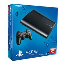 Sony Playstation 3 Super Slim 500GB Recondicionado foto 2