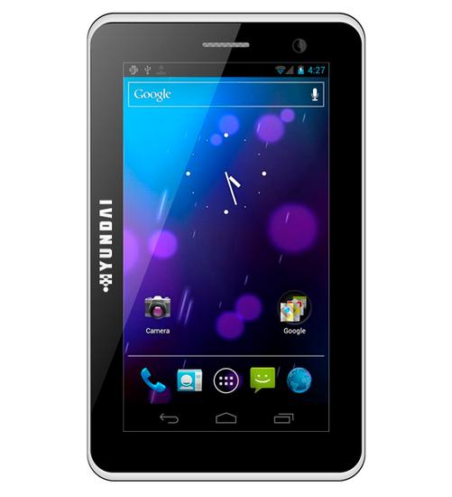 Tablet Hyundai Hdt-7223 1.5 Dual Cor Android 4.2 7 ...