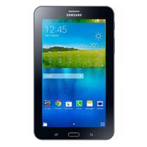 """Tablet Samsung 7"""" SM-T116 TAB3 8GB Preto"""