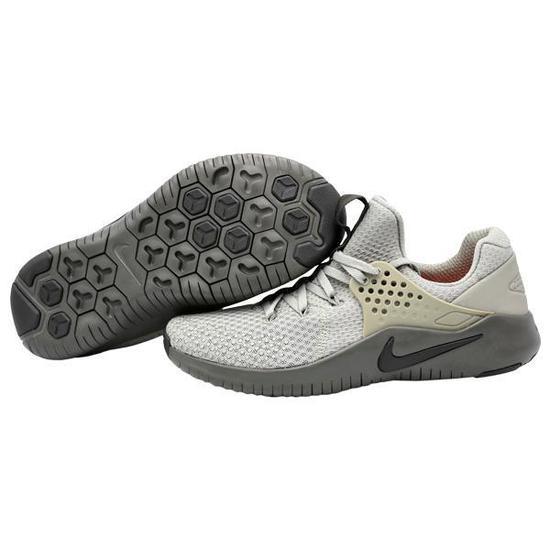 Tênis Nike Free TR Cinza Masculino no Paraguai - ComprasParaguai.com.br 6acb522177a43