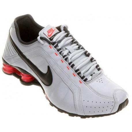 check out 415c9 190bc Tênis Nike Shox Junior 453440-014 Masculino