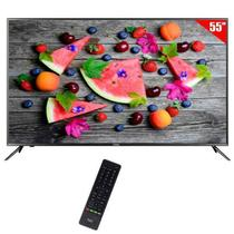 "TV Haier LED LE55U6600DUA Ultra HD 55"" 4K"