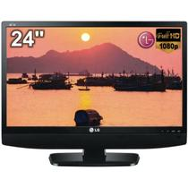 "TV LG LED 24MN42A Full HD 24"" foto principal"
