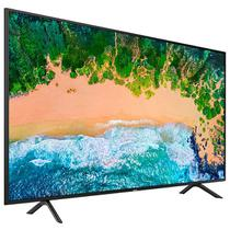 "TV Samsung LED UN58NU7100G Ultra HD 58"" 4K foto 1"
