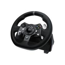 Volante Logitech G920 Driving Force Xbox One foto 1