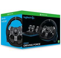 Volante Logitech G920 Driving Force Xbox One foto 4