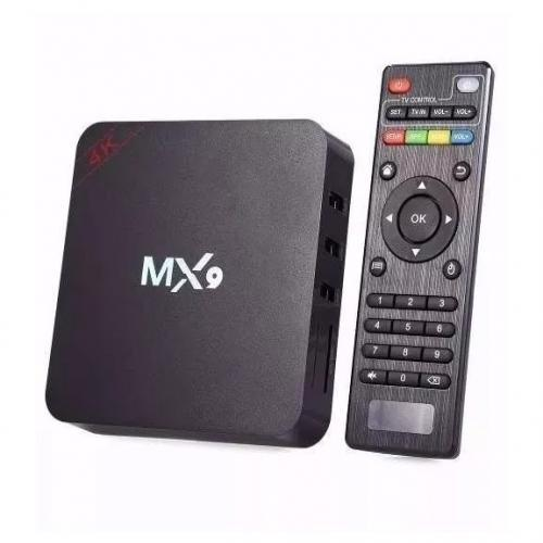 TV Box - MX9 7.1 Android
