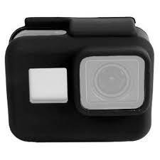 Capinha de Silicone para Camera Gopro Hero 5 Quanta QTSCA305 - Preto