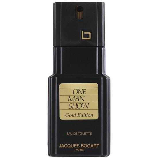 Perfume Jacques Bogart One Man Show Gold Edition Edt 100ML