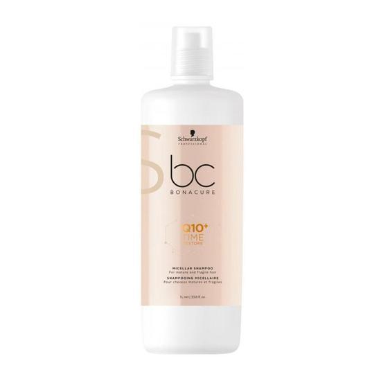 Schwarzkopf BC Bonacure Q10+ Time Restore Shampoo 1L