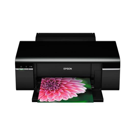 Impressora Epson T50 Stylus Photo 110V Preto