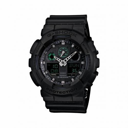 ee4424c3656 Relogio Casio G-Shock GA100MB-1A Masculino Preto na loja Victoria ...