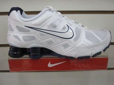 new product cc2be a7dbd Tenis Nike Shox Turbo + 12 White