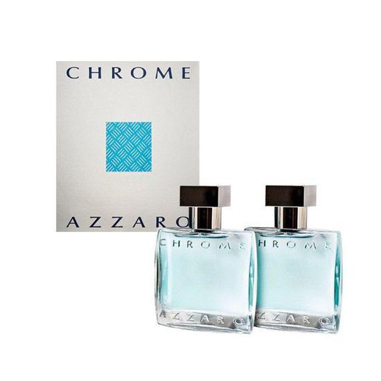 Azzaro Chrome Eau de Toilette Coffret Duo 30ML