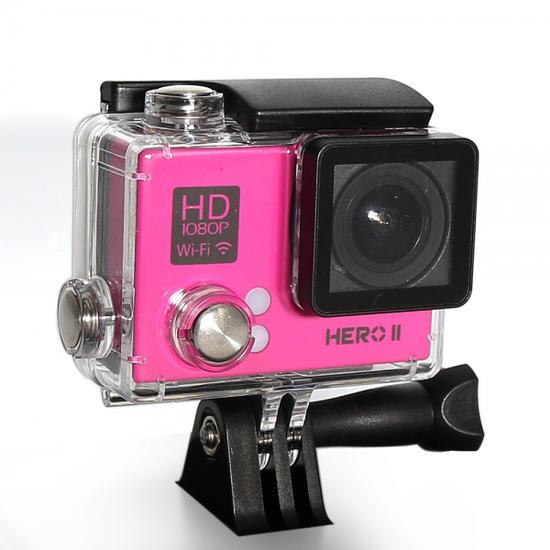 Camera Hero II Goal Pro Rosa