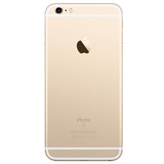 Celular Apple iPhone 6S Plus MKUF2BZ/A 128GB/2GB Dourado