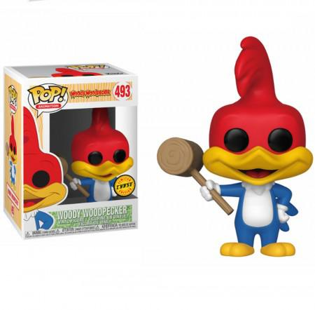 Boneco Funko Chase - Woody Woodpecker - Woody Woodpecker 493
