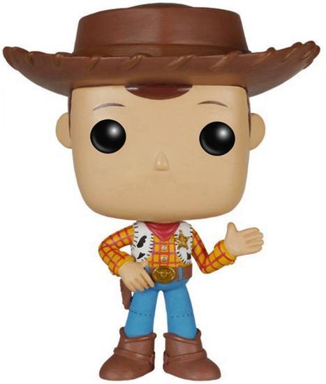 Boneco Woody - Toy Story - Funko Pop! 168