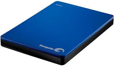 Hd Externo Seagate 2 Tera Plus Azul Na Loja Madrid Center