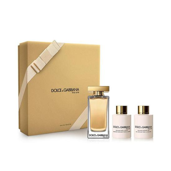 Kit Dolce & Gabbana The One For Her (3PECAS)