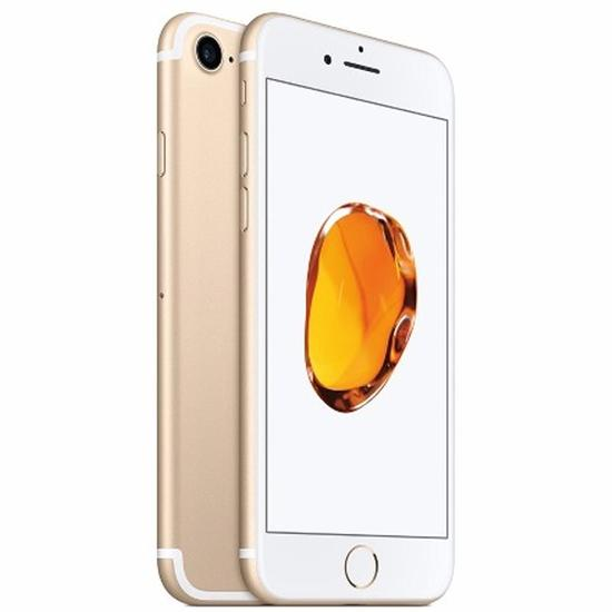 "Apple iPhone 7 BZ A1778 128GB 4.7"" 12MP/7MP Ios - Dourado"