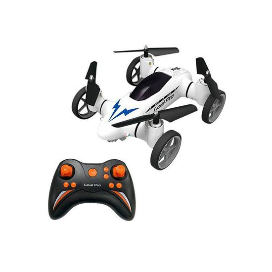Drone Goalpro Skyroad H15 + Controle 2.4GHZ Branco