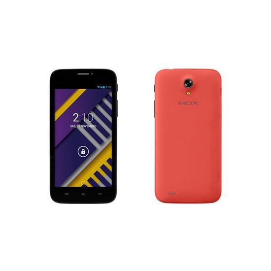 "Celular Mox A48 4.5"" 3G Dual Core Rosa"