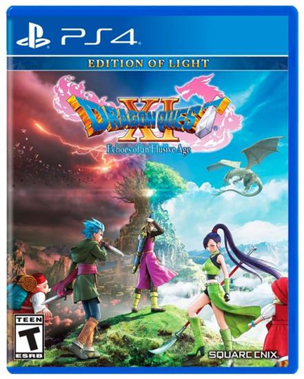 Jogo Dragon Quest Xi Echoes Of An Elusive Age -Edition Of Light - PS4