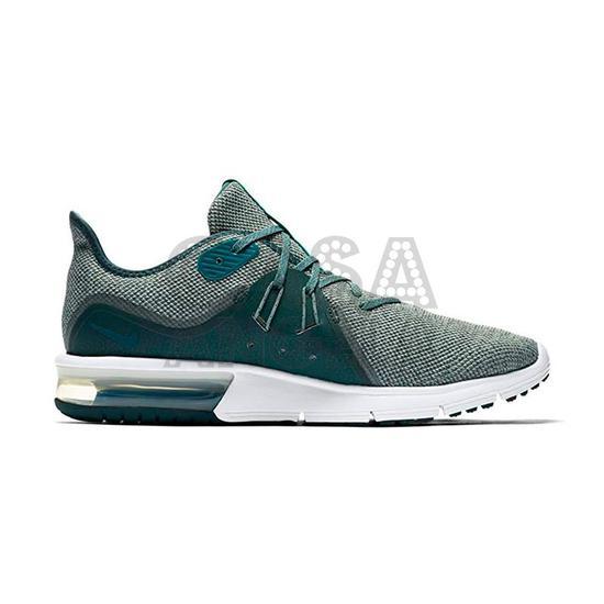 a340446be7 Tenis Nike Air Max Sequent 3 Azul com Cinza Masculino na loja Casa ...