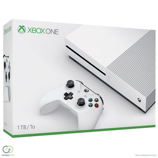 Xbox One AP 1TB One Branco