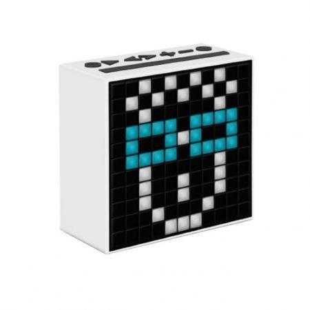 Mini Speaker Divoom Timebox - Bluetooth - Branco