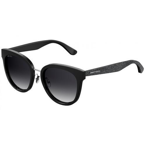 Oculos de Sol Feminino Jimmy Choo Cade/F/s NS8 9O 55-20-140 - Preto