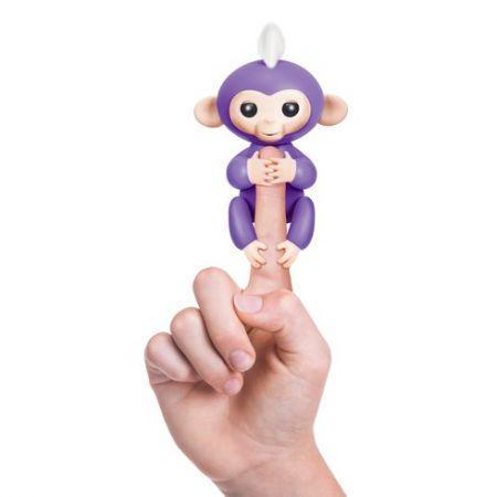 Boneco Happy Monkey - Lilas