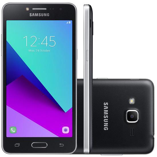 Celular Samsung Galaxy J2 Prime SM-G532M Dual Chip 8GB 4G-Preto