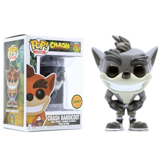 Funko Chases Crash Bandicoot Crash 273