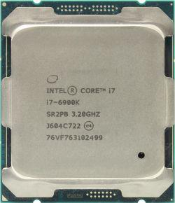 Processador Intel 2011 i7-6900K 3.2GHZ 20MB Sem Cooler