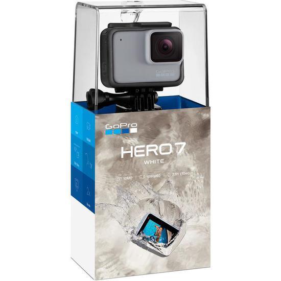 Filmadora Gopro Hero 7 White CHDHB-601