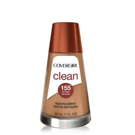 Base Covergirl Clean 155 30ML