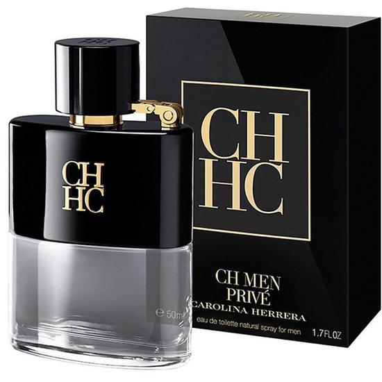 Perfume Carolina Herrera CH Men Prive Masculino 50ML Edt na loja ... fc206f785d