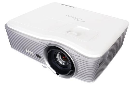 Projetor Optoma X515 6500 Lumens Dlga/ Xga/ DP/ HDMI/ VGA Bivolt - Branco