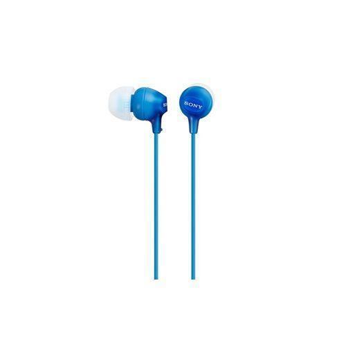 Sony Fone MDR-EX15LP Blue