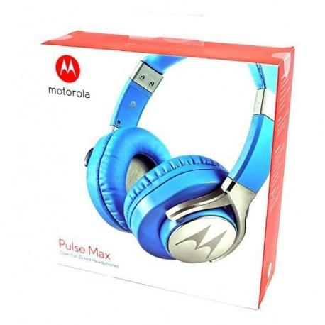 Fone de Ouvido Motorola Pulse Max Wired Single Blu