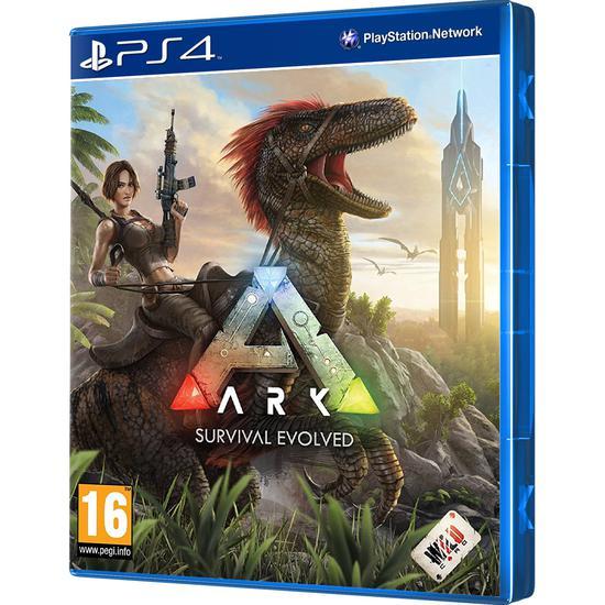 Jogo PS4 Ark Survival Evolved